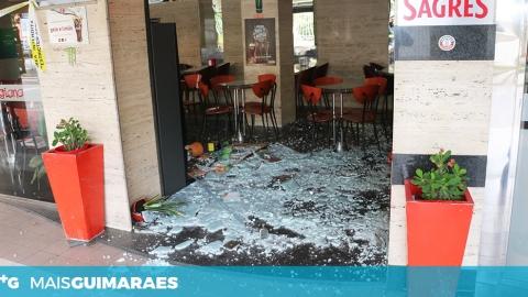 CAFÉ REGGIANA, NAS TAIPAS, FOI ASSALTADO ESTA MADRUGADA