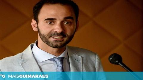 PS: PAULO FREITAS DO AMARAL É CANDIDATO À CONCELHIA DE GUIMARÃES