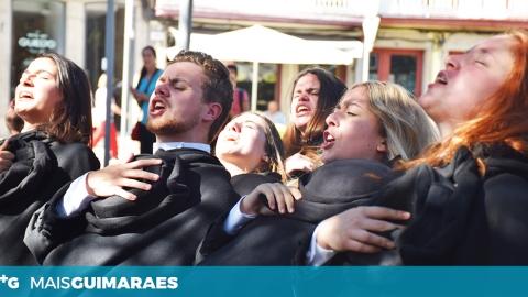 SERENATAS VELHAS INICIAM RECEÇÃO AO CALOIRO