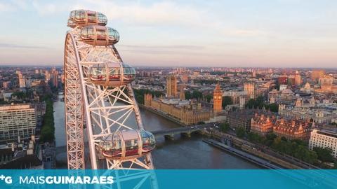 LONDRES: UM ROTEIRO PARA OS VITORIANOS À CONQUISTA DA EUROPA