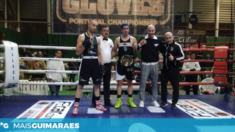 BOXE: BELÉ MAGALHÃES VENCE GOLDEN GLOVES