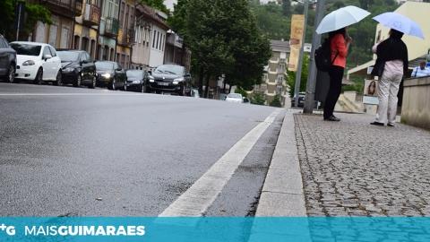 DISTRITO SOB AVISO LARANJA DEVIDO A CHUVA FORTE