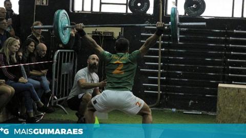 GUIMARÃES ACOLHE COMPETIÇÃO DE CROSS FIT