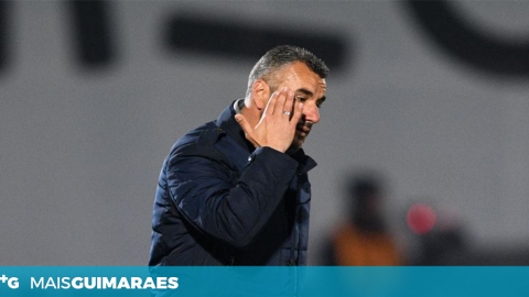 """IVO VIEIRA ASSUME RESPONSABILIDADE: """"FIZEMOS MUITO POUCO PARA GANHAR O JOGO"""""""