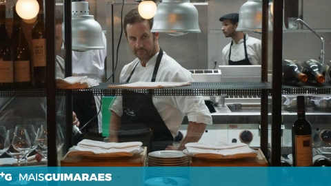 'A COZINHA' DE ANTÓNIO LOUREIRO MANTÉM ESTRELA MICHELIN