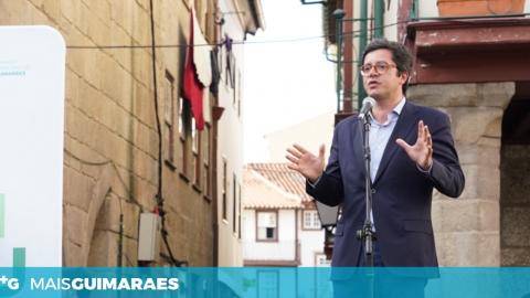 SECRETÁRIO DE ESTADO DA JUVENTUDE E DO DESPORTO EM GUIMARÃES