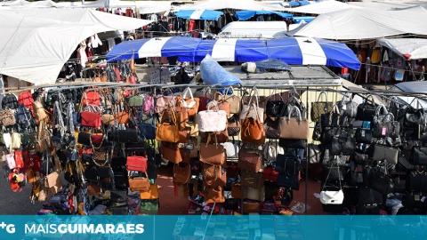 SEIS COMERCIANTES DETIDOS EM OPERAÇÃO DA PSP NA FEIRA DE GUIMARÃES