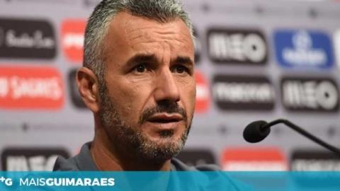 """IVO VIEIRA RECONHECE IMPORTÂNCIA DE VENCER O BRAGA E """"MANTER O EQUILÍBRIO"""""""
