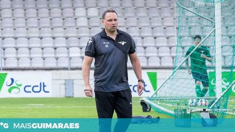 """MOREIRENSE FARÁ """"DE TUDO"""" PARA EVITAR SURPRESAS FRENTE AO MAFRA"""