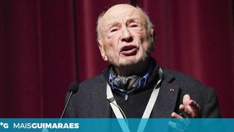 """PARA A PRÓXIMA, EDGAR MORIN VOLTARÁ COM """"MAIS TEMPO"""""""