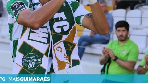 MOREIRENSE CAI NA PROVA RAINHA ANTE O MAFRA