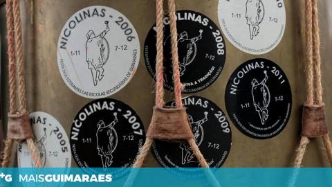 """O """"ÁLCOOL"""" E AS FESTAS NICOLINAS"""