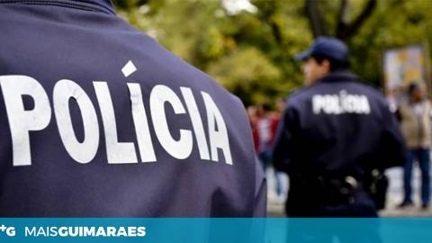 DETIDO INDIVÍDUO SUSPEITO DE VAGA DE ASSALTOS EM AZURÉM