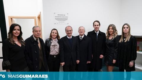 CENTRO JUVENIL DE S. JOSÉ INAUGUROU INSTALAÇÕES DE APOIO FAMILIAR