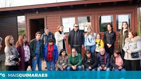 CENTRO SOCIAL DE BRITO RECEBE CABAZ SOLIDÁRIO NA HORTA PEDAGÓGICA
