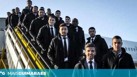 """LIGA EUROPA: VITÓRIA FARÁ """"TUDO"""" PARA CONQUISTAR TRÊS PONTOS"""