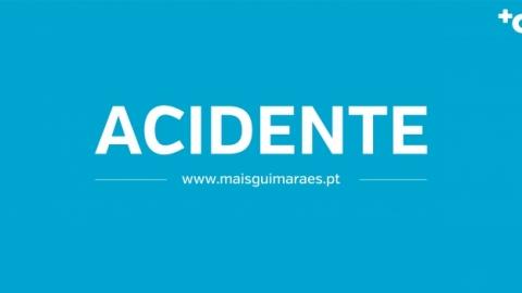 PONTE: ACIDENTE ENTRE DOIS LIGEIROS