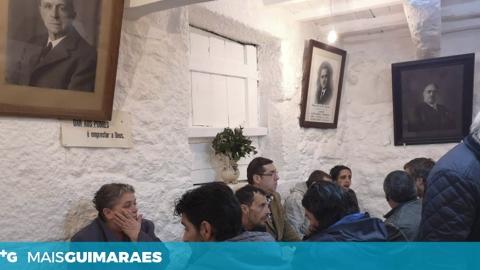 ALBERGUE DE S. CRISPIM PREPARA CEIA DE NATAL