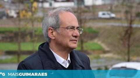 """DOMINGOS BRAGANÇA PEDE """"MUITA PACIÊNCIA"""" AOS VIMARANENSES PARA 2020"""