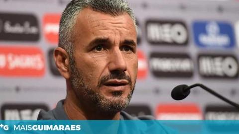 """IVO VIEIRA: """"PASSEAMOS EM CAMPO NA PRIMEIRA PARTE"""""""