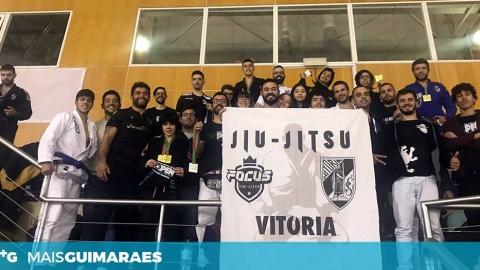 JIU JITSU: VITÓRIA CONQUISTA OITO TÍTULOS DE CAMPEÃO NACIONAL