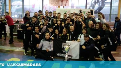 VITÓRIA: KICKBOXING VENCE TAÇA DE PORTUGAL