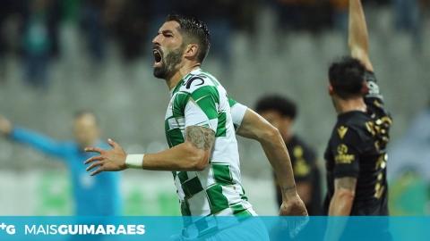 MOREIRENSE: STEVEN VITÓRIA É DÚVIDA PARA JOGO CONTRA O FC PORTO