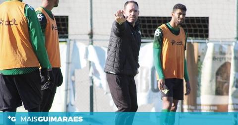 MOREIRENSE: RICARDO SOARES ESTREIA-SE FRENTE AO PAÇOS DE FERREIRA