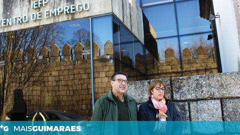 """BLOCO REUNIU COM IEFP PARA SE INTEIRAR DA """"REALIDADE DO TRABALHO"""" NA REGIÃO DO AVE"""
