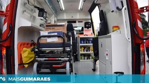PONTE: ACIDENTE DE VIAÇÃO PROVOCA FERIDO LIGEIRO