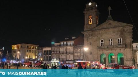 RÁPIDA INTERVENÇÃO DOS BOMBEIROS IMPEDIU PROPAGAÇÃO DE INCÊNDIO NO TOURAL