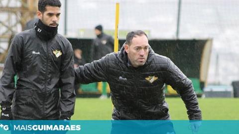 """RICARDO SOARES: """"MOREIRENSE VAI LUTAR PELA VITÓRIA ATÉ AO ÚLTIMO SEGUNDO"""" FRENTE AO FC PORTO"""
