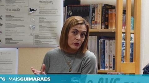 SOFIA FERREIRA É CANDIDATA À LIDERANÇA DAS MULHERES SOCIALISTAS DE GUIMARÃES