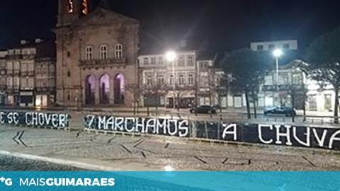 """ESTE DOMINGO HÁ MARCHA PRETA E BRANCA, """"POR GUIMARÃES E PELO VITÓRIA"""""""