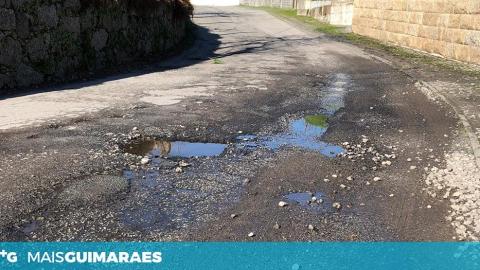 """PSD DE GUIMARÃES """"PREOCUPADO"""" COM O ESTADO DA REDE VIÁRIA NO CONCELHO"""