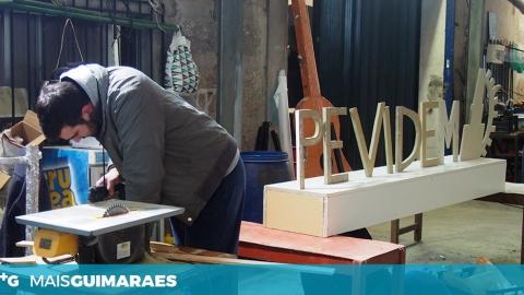 DESFILE DO CARNAVAL DE PEVIDÉM É ESTA TERÇA-FEIRA