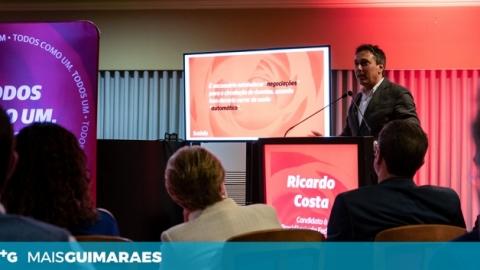 FEDERAÇÃO DISTRITAL PS: RICARDO COSTA APRESENTA PROGRAMA ESTE SÁBADO