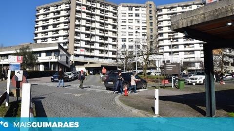 COVID-19: VISITAS AOS DOENTES DO HOSPITAL DE GUIMARÃES LIMITADAS E COM NOVO HORÁRIO