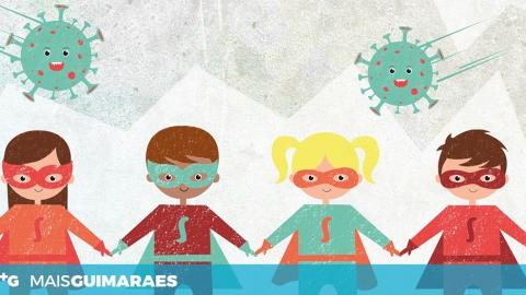 Um livro para ajudar os mais novos a agir face ao coronavírus