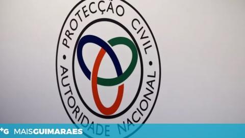 Proteção Civil corrige informação: Braga não está em alerta laranja, mas sim amarelo