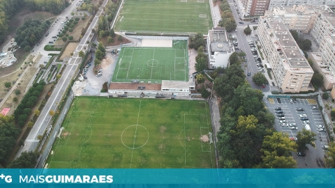 Academia do Vitória vai ter miniestádio