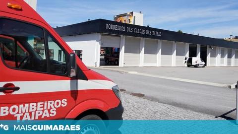 """COVID-19: BOMBEIROS DAS TAIPAS ENCERRAM PISCINA """"POR TEMPO INDETERMINADO"""""""