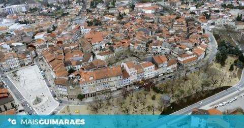 Covid-19: concelho de Guimarães regista 94 infetados