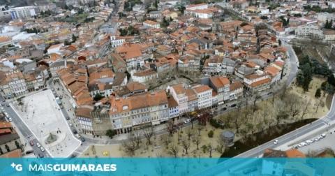 Covid-19: concelho de Guimarães regista 115 infetados