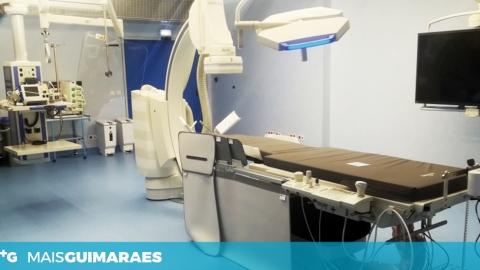 Covid-19: UDIC reforça capacidade de resposta do Hospital de Guimarães