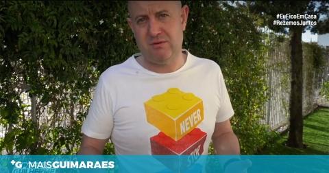 Guilherme Peixoto, o padre DJ vimaranense que partilha mensagens e música em tempos de pandemia