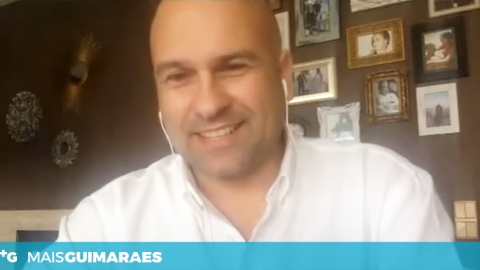 """Armando Guimarães: """"Há um número crescente de famílias"""" a pedir apoio à Cruz Vermelha"""