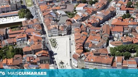 Covid-19: Guimarães regista 201 infetados, segundo a DGS. É o 3.º concelho minhoto com mais casos