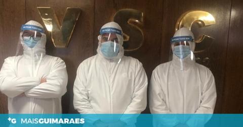 Vitória doou máscaras e equipamentos de proteção individual ao Hospital