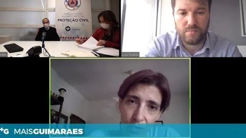 """Os vimaranenses podem sentir-se seguros"", diz Luís Soares"